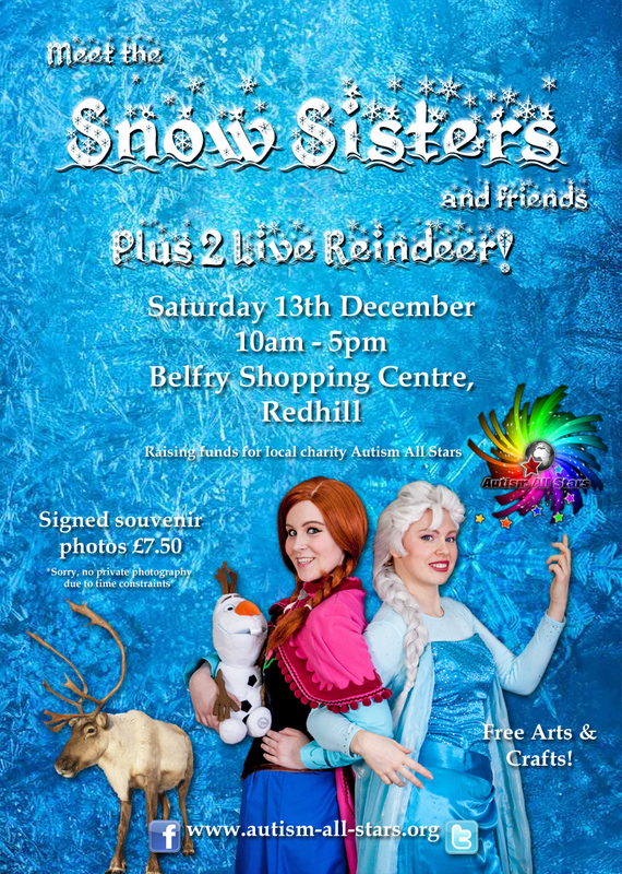 Snow Sisters Poster