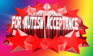 Pledge a Pound for Autism All Stars!