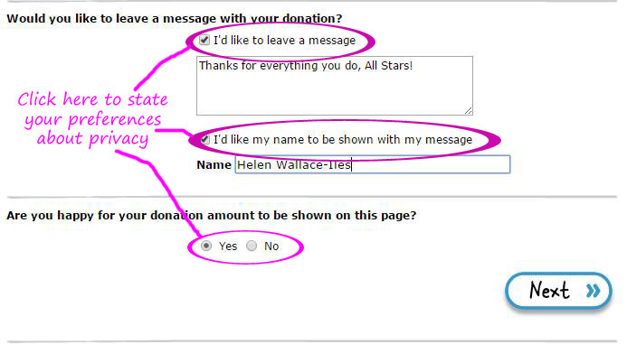 Pledge a Pound for Autism