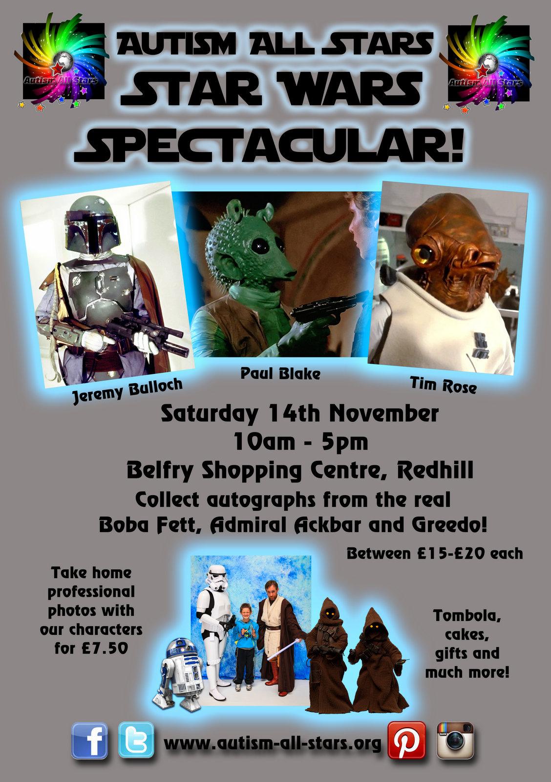 1-Star Wars Spectacular Flyer