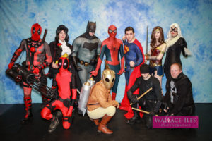 Autism All Stars Super Heroes Charity Event