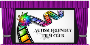 Autism Friendly Film Club Logo Cropped