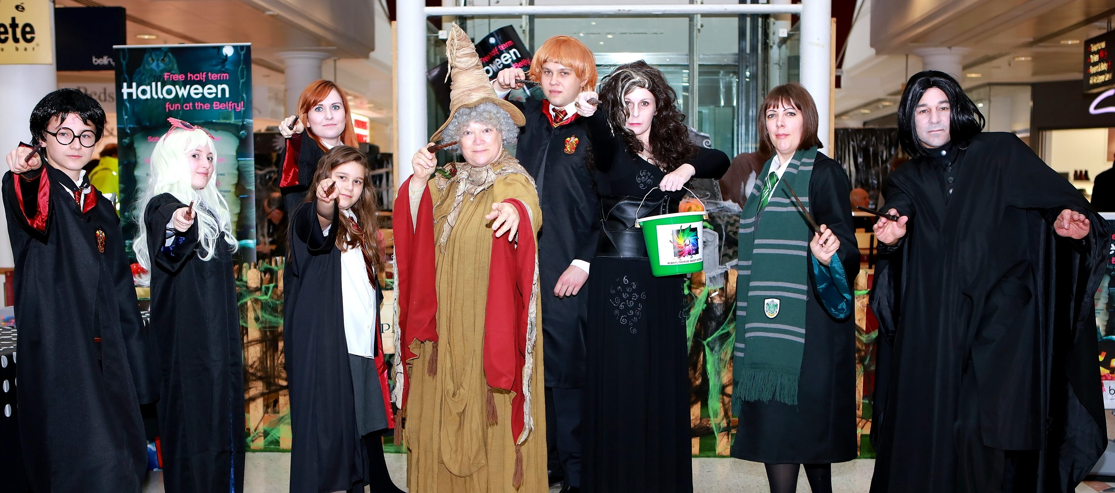 Harry Potter, Aspergers, autism, Autism All Stars, autism awareness, characters, charity, cinema, Cineworld, cosplay, diversity, events, sussex, crawley, west sussex,