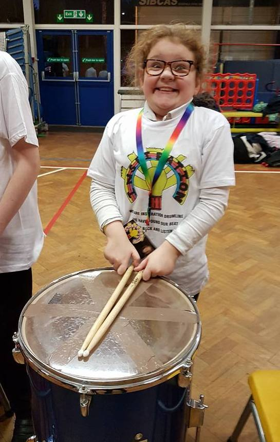 Autism All Stars, Ringmasters Tale, Aspergers, autism, disability, diversity, parenting, special needs, autism awareness, autism acceptance, autism parents, Nev Latimer, Luke Latimer, Iris Latimer, Inspiration Drum Line, Cedars Academy, drumming