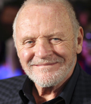 Sir Anthony Hopkins - www.autism-all-stars.org