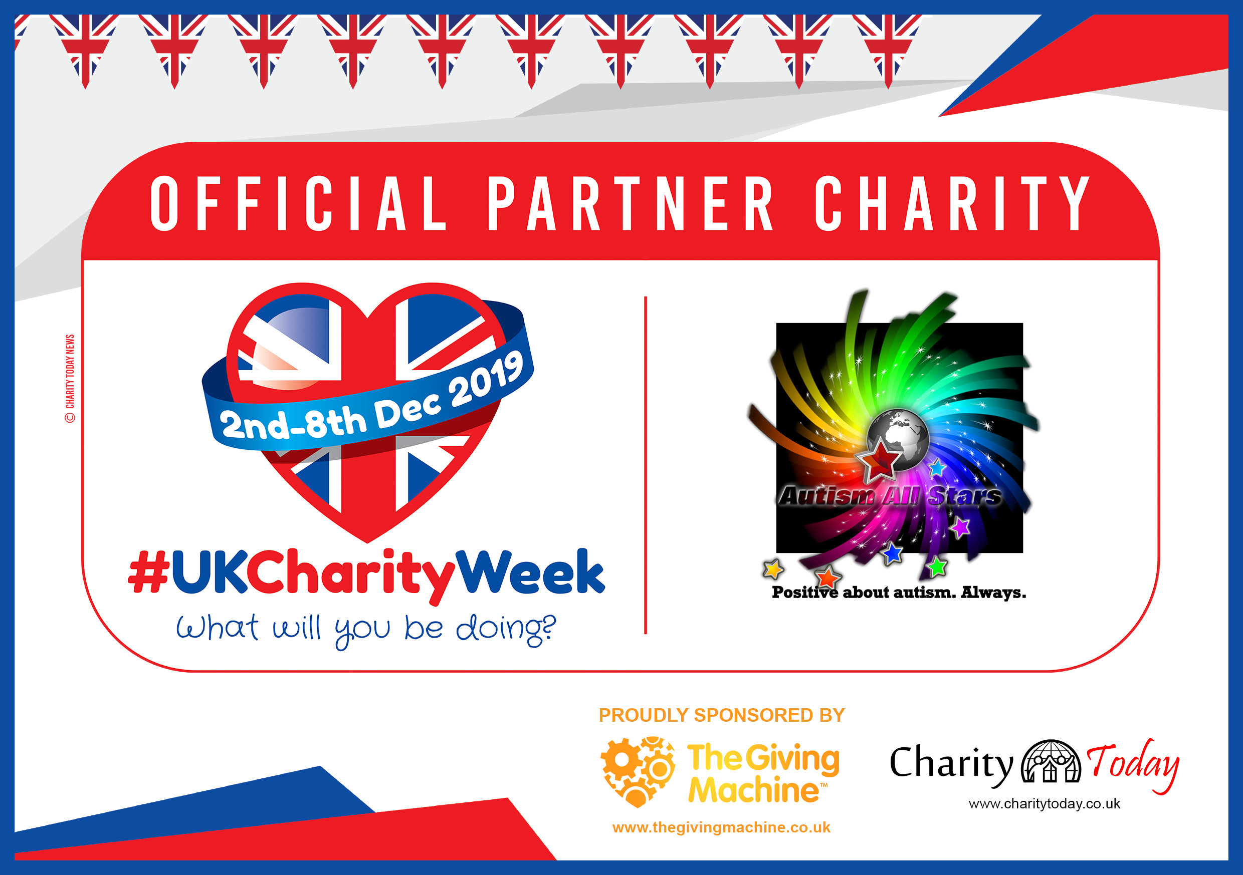 Aspergers, autism, Autism All Stars, autism awareness, UK Charity Week, fundraising, charity, neurodiversity, Surrey, Sussex, UK Charity Week, autism acceptance, actually autistic, donate, fundraise, teamwork, support autism,