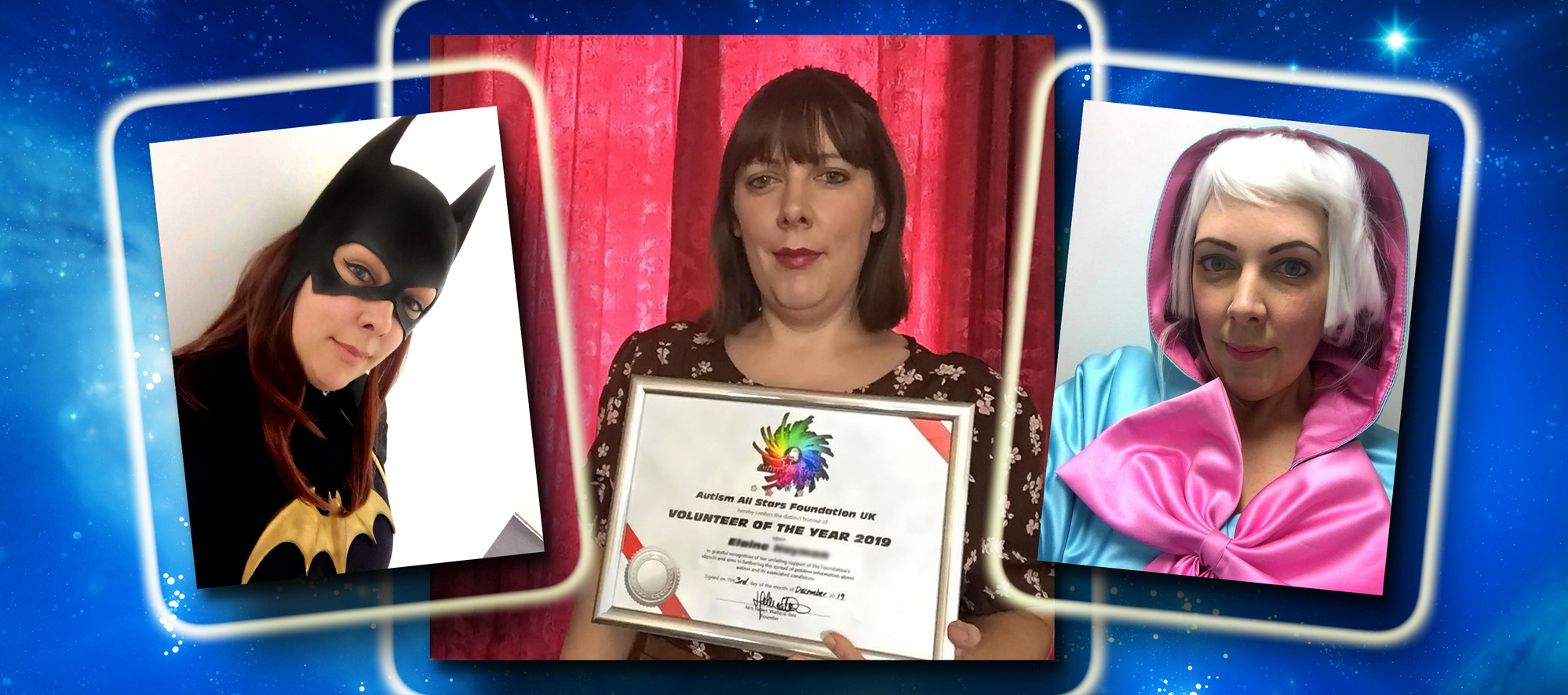 Aspergers, Autism, Autism All Stars, autism awareness, autism acceptance, Volunteer of the Year 2019, Volunteer of the Year, Volunteering, Charity Volunteering, UK Volunteering, Autism Volunteering, Volunteering in Surrey, Volunteering in Sussex,