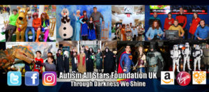 Autism All Stars UK Facebook Cover Image